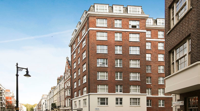 flat to let Mayfair London W1