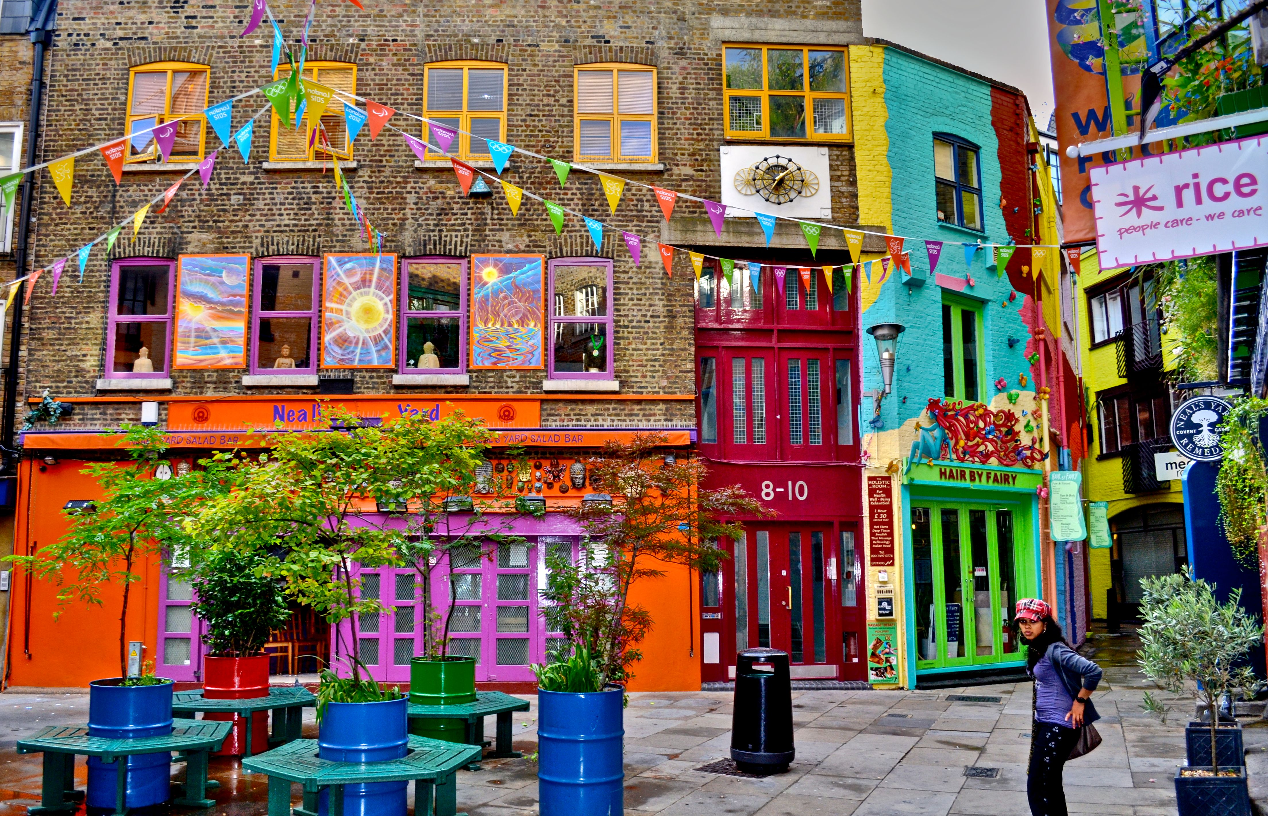 16 Places that will make you fall in love with London !