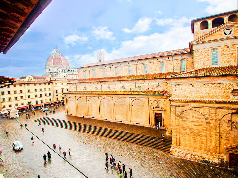 Holiday Flat in Florence, San Lorenzo, close to Santa Maria del Fiore, Bargello, Uffizi Gallery