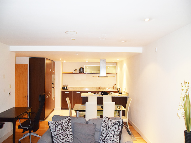 The Pulse: 2 Bedroom Flat to rent in a Modern Development in Finchley Road, Swiss Cottage
